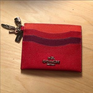 🌺Coach card Holder 🌺AUTHENTIC
